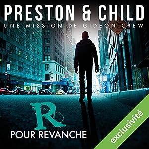 R pour Revanche (Saga Inspecteur Gideon Crew 1) | Livre audio