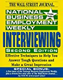 Interviewing, National Business Employment Weekly Staff, 0471156469