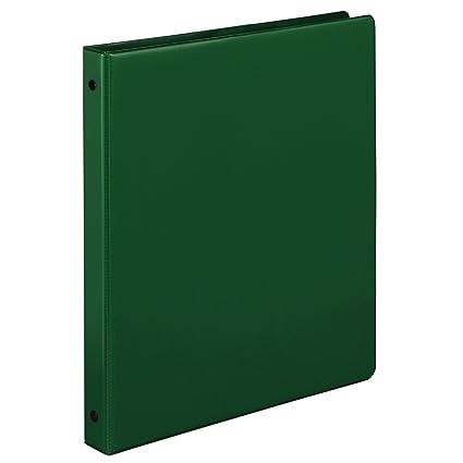 amazon com samsill 5 inch value document storage 3 ring binder