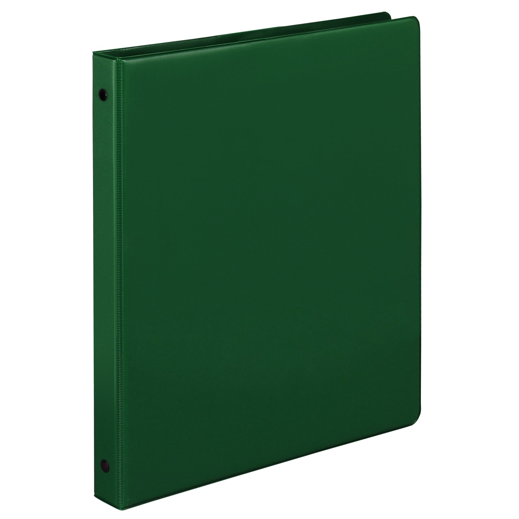 Samsill .5 Inch Value Document Storage 3 Ring Binder, Round Ring, 11 x 8.5 Inches, Green (11104)