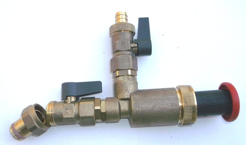 Befüllpumpe Handpumpe Prüfpumpe Testpumpe Heizung  Wasser 25bar Pumpe HOT