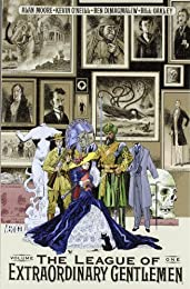 The League of Extraordinary Gentlemen, Vol. I