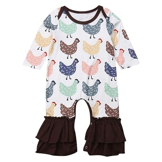 69824481e8c6 Amazon.com  LNGRY Baby Romper