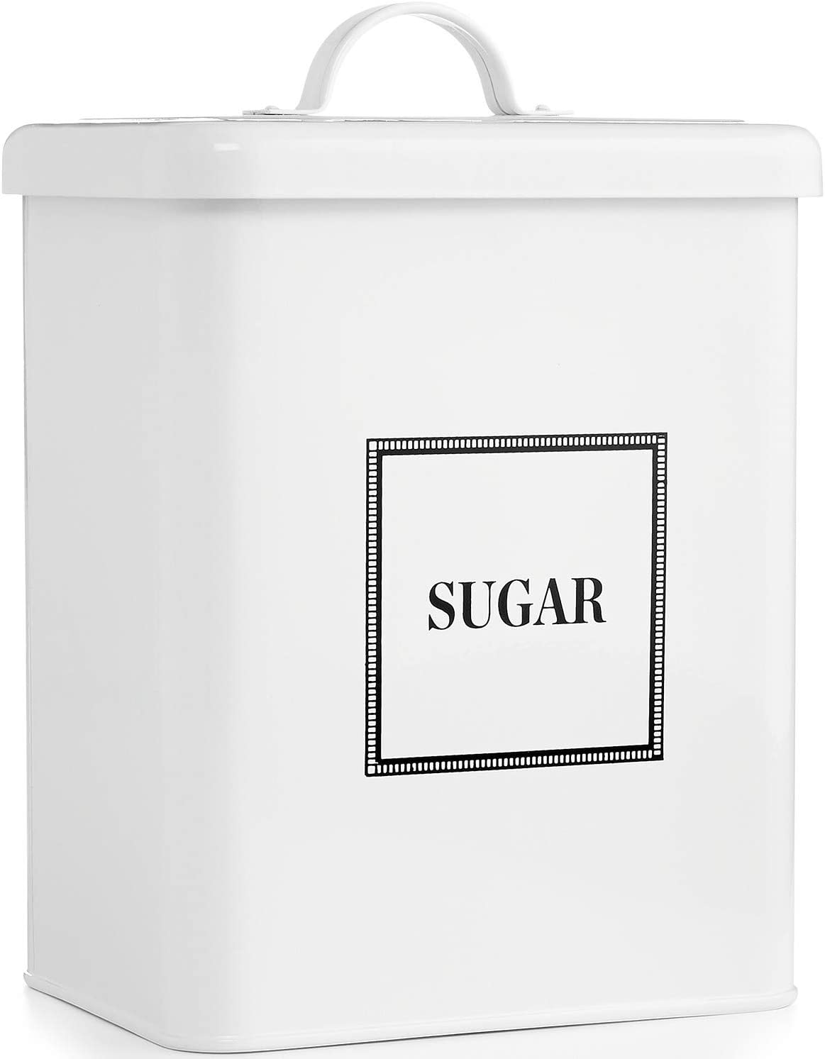 Martha Stewart Collection 16-Cup Vintage-Inspired Food Storage Canister - Sugar