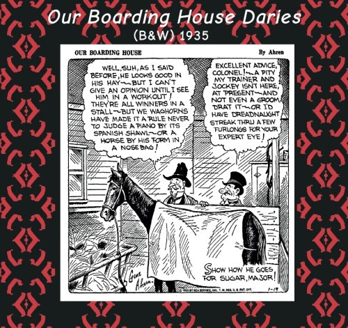 Our Boarding House Dailies (B&W) 1935 (Volume 3) pdf
