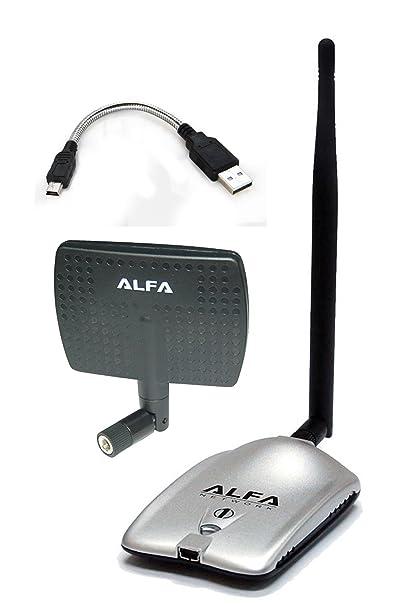 ALFA 802.11B/G/N LONG-RANGE GRATUIT NETWORK DRIVER TÉLÉCHARGER