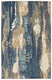 Mohawk Home Berkshire Wendall Woven Rug, 8'x10', Blue