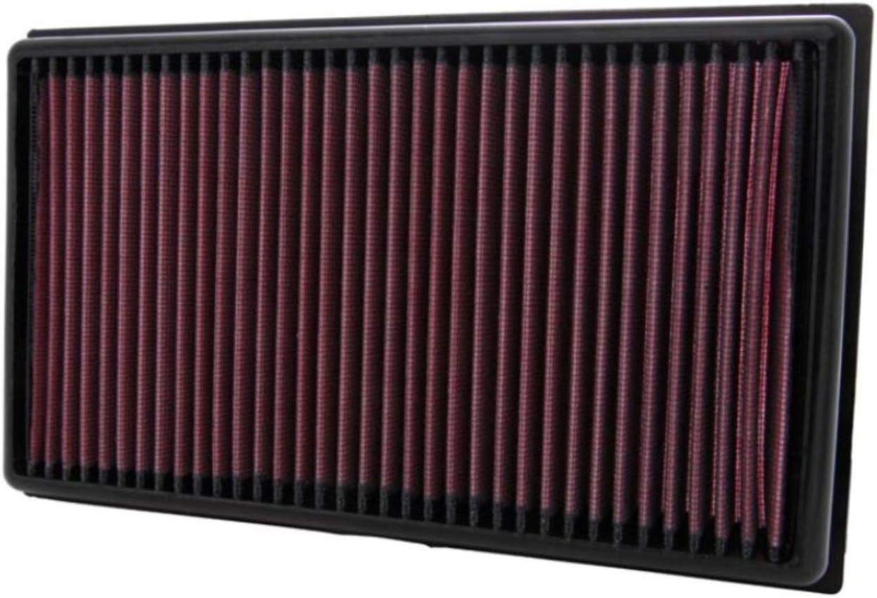 KN Engine Air Filter: High Performance Premium Philadelphia Mall Washable Ranking TOP8 Repl