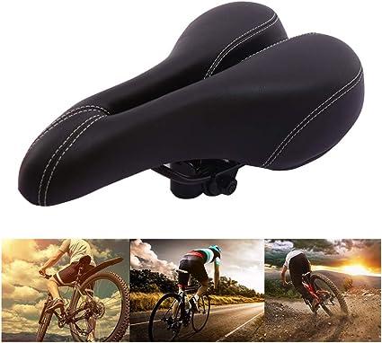 Schwinn High-Density Foam Bicycle Bike Seat//Saddle MTB Touring Black
