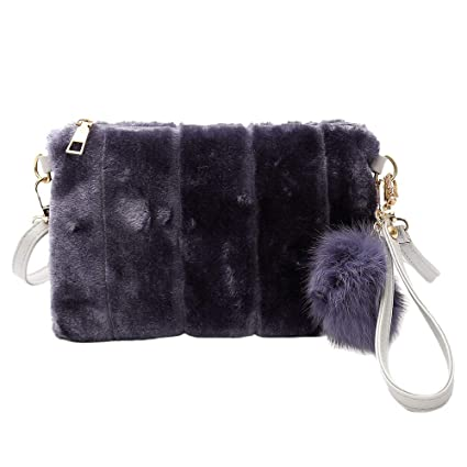 6172dd57b50b Amazon.com: Refaxi Mini Purse Crossbody Bag Women Messenger Shoulder ...