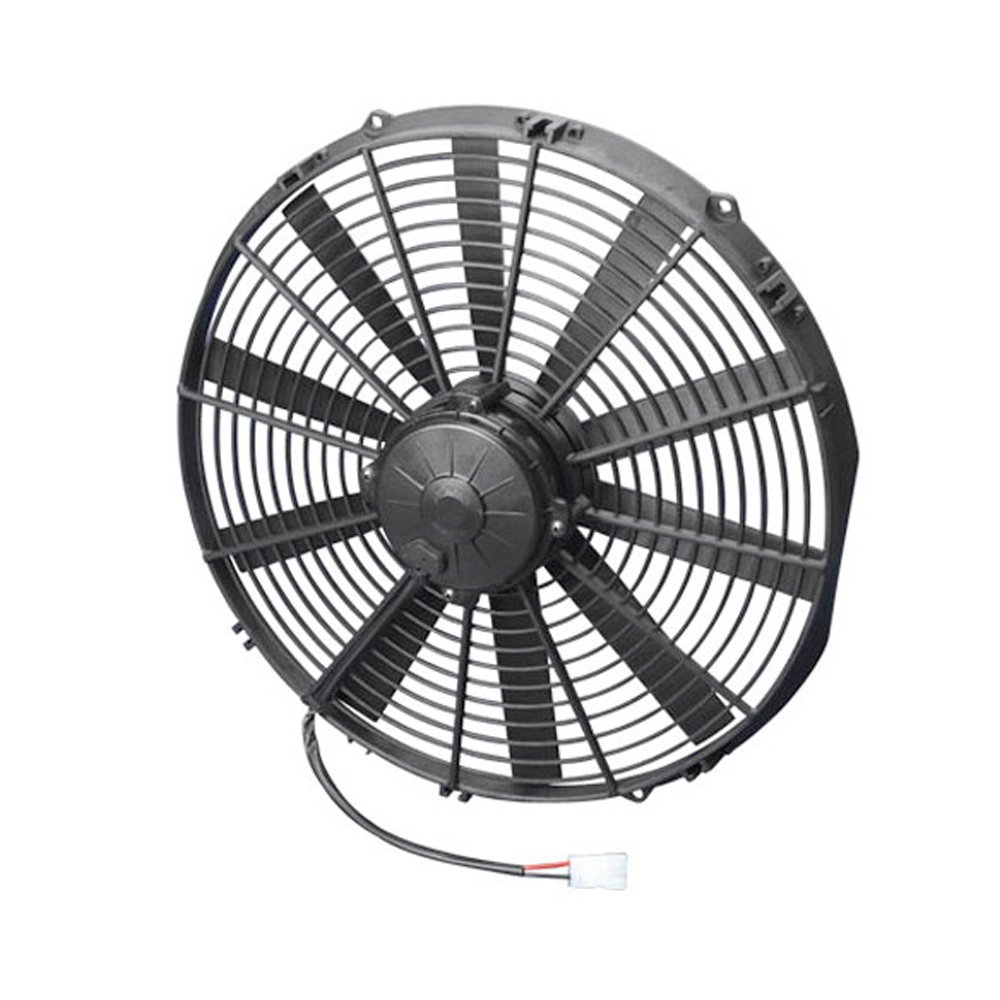 Spal 30102120 16'' Straight Blade High Performance Fan