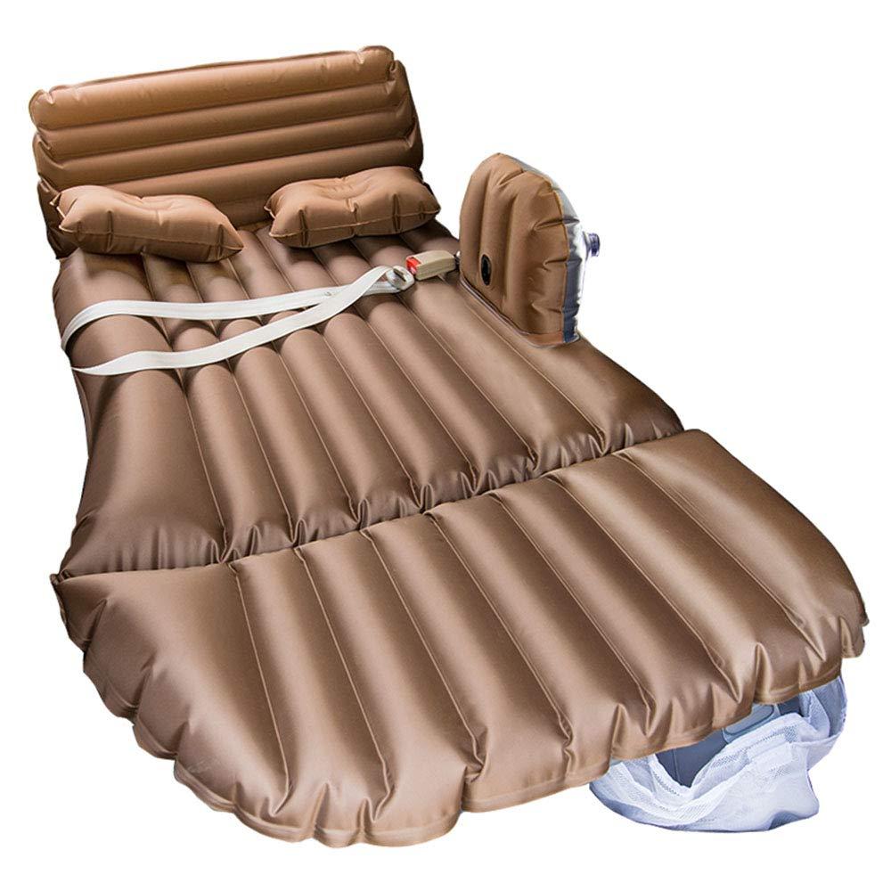Auto Travel Air Matress Air Cushion Bett Multifunktionales Mobile Inflatable Bed Cushion für Schlafenspäter und Intimate Bewegung