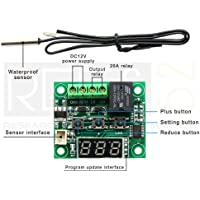 Generic SE121 Digital Thermostat Temperature Control Board -50-110 12V + Sensor