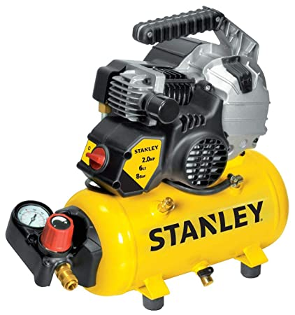Stanley - HY 227/8/6E. Compresor de aire