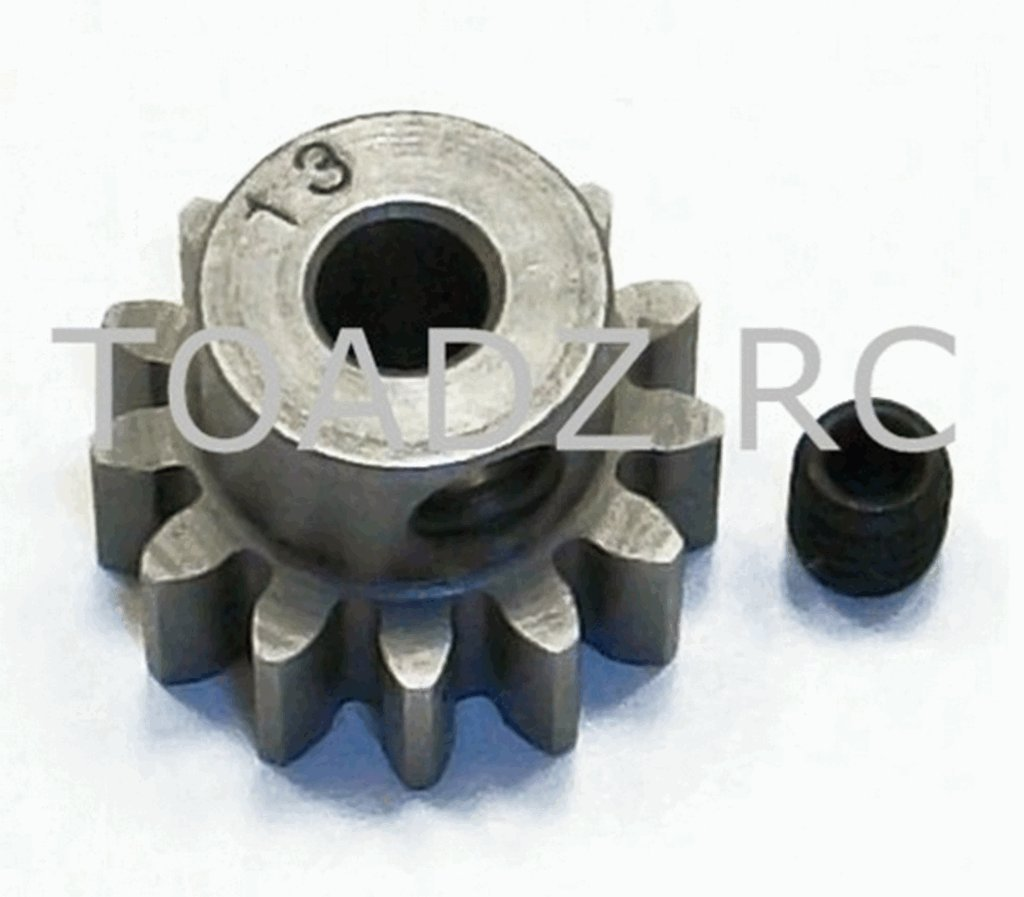 Hardened 32P Absolute Pinion, 13T