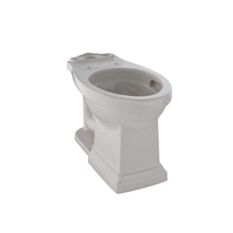 Superb Toto C404Cufg12 Promenade Ii Toilet Bowl Unit Only With Evergreenethics Interior Chair Design Evergreenethicsorg