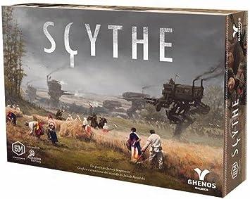 Ghenos Games Scyt – Juegos Scythe: Amazon.es: Juguetes y juegos