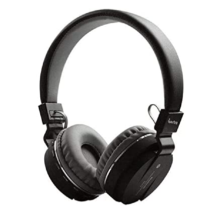 cb4d6c91e78 SH-12 wireless/ Bluetooth Headphone With FM and SD Card: Amazon.in:  Electronics