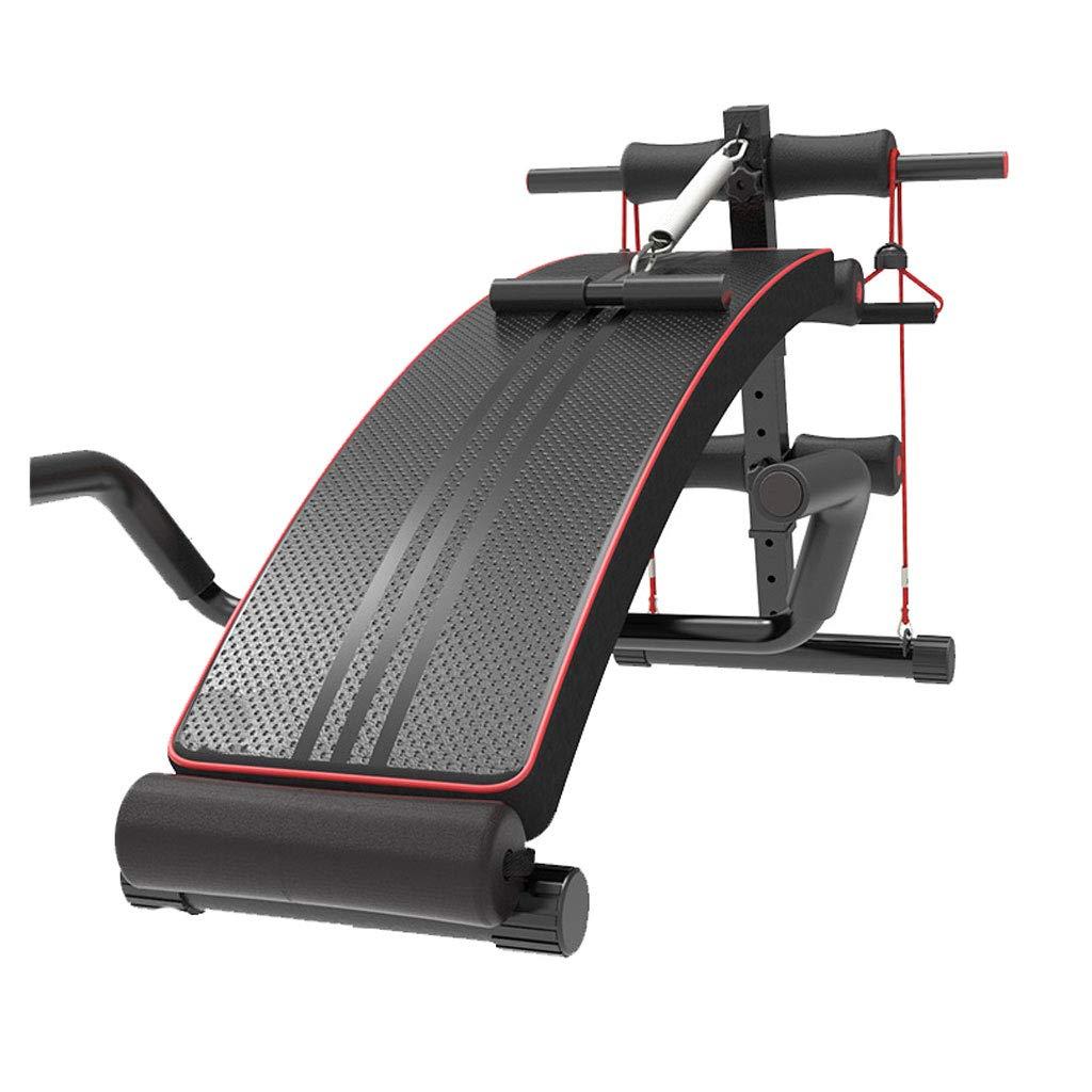 Sit-ups Fitnessgeräte Start Multi-Funktions-Übung unterstützt Übung Bauchmuskelplatte Home Trainer Fitness-Trainer
