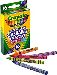 product image for Crayola Ultra-Clean Washable Crayons (526916)