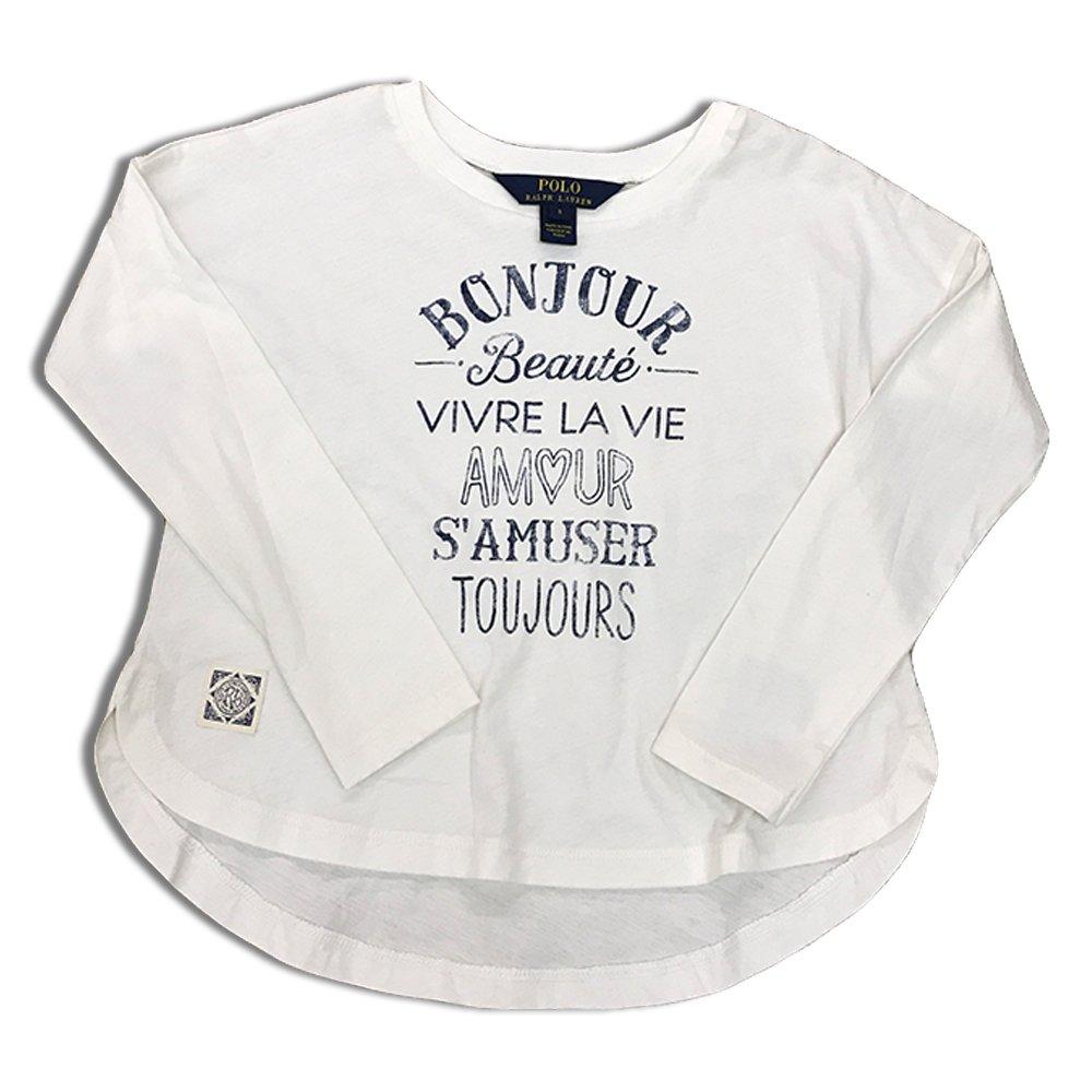 Polo Ralph Lauren Girl's Long Sleeve Shirt