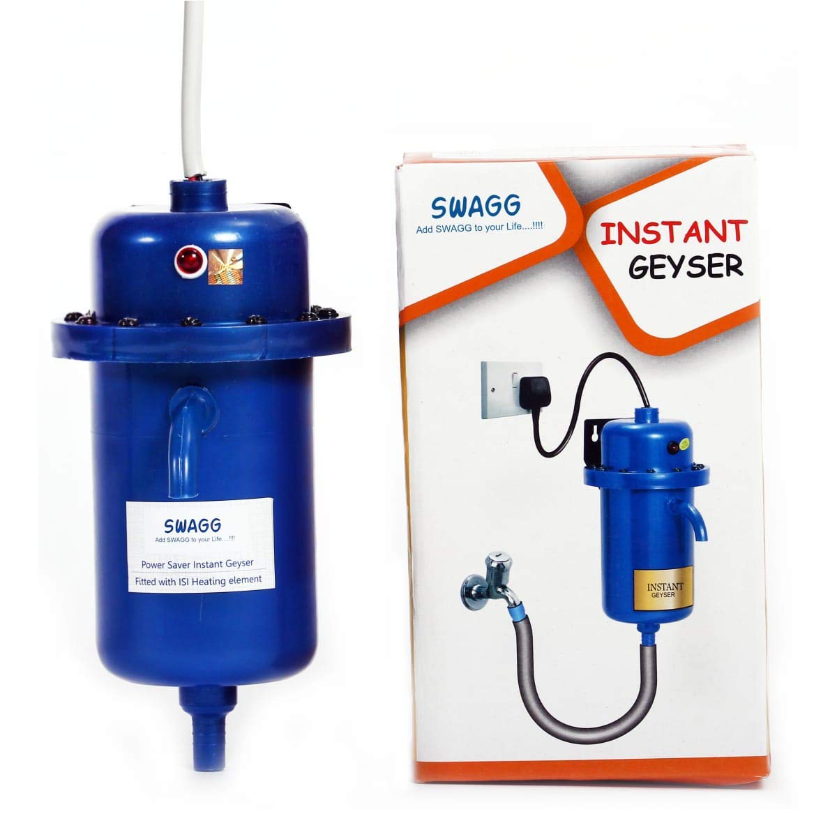 SWAGG Instant Water Gyser/Heater