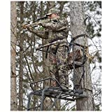 Tree Ladder Stands Best Deals - Guide Gear Oversized 18' Man & 1/2 Ladder Tree Stand