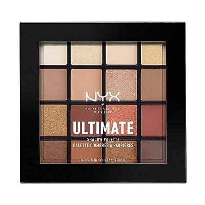 Buy NYX PROFESSIONAL MAKEUP Ultimate Shadow Palette, Eyeshadow