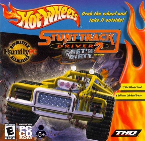 Hot Wheels Stunt Track Driver 2 (Jewel Case) - PC