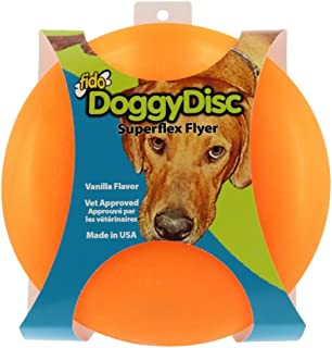product image for Superflex Flyer Vanilla Flavor Doggie Disk (Colors Will Vary)