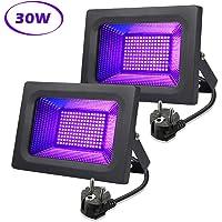 Lunsy - Foco LED de luz negra