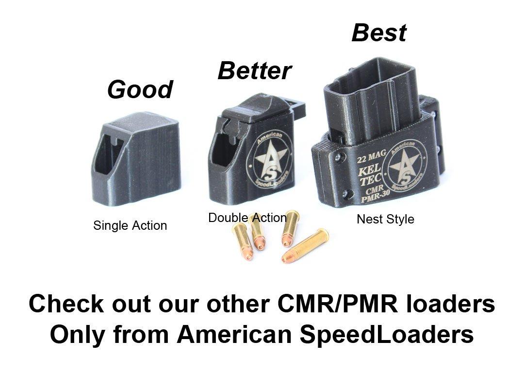PMR-30 CMR-30 Nest Style SpeedLoader by American SpeedLoaders