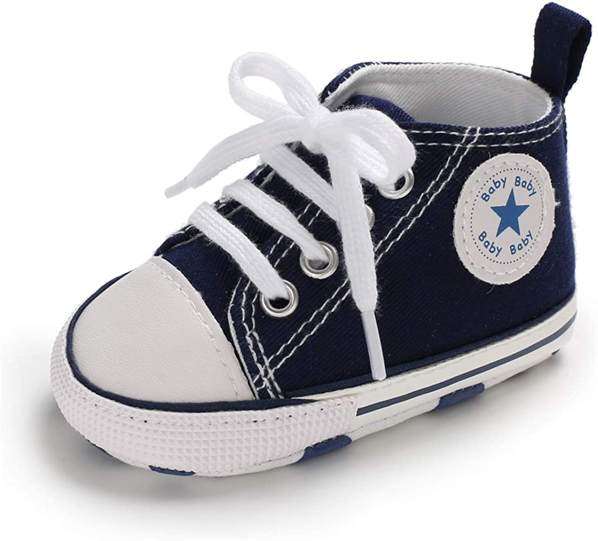 High Top Baby Shoes