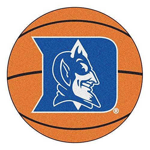 Duke University Blue Devils Basketball Area Rug ()