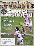 Rafael Nadal Signed 2008 Sports Illustrated Magazine Full Issue