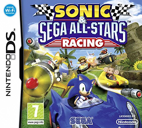 Third Party - Sonic & Sega All-Stars Racing Occasion [ Nintendo DS ] - 5055277004270