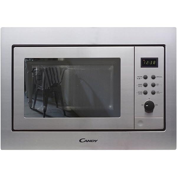 Candy MIC20GDFX Microondas integrable con grill, 10 programas ...