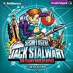 The Deadly Race to Space: Russia: Secret Agent Jack Stalwart, Book 9 | Elizabeth Singer Hunt