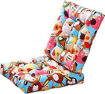 Amazon.com: Cojín para silla de patio de Papasan sólido ...