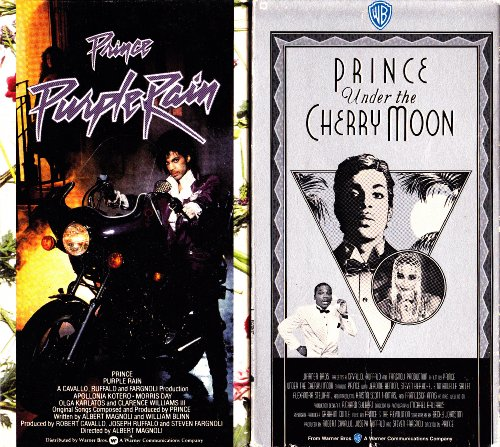Prince Albert Cherry (Prince Under the Cherry Moon , Prince Purple Rain : Prince 2 Pack Collection)