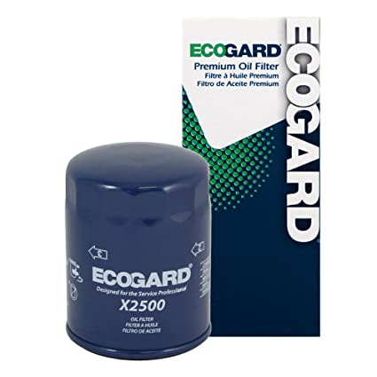 Ecogard X Spin On Engine Oil Filter For Conventional Oil Premium Replacement Fits Ford