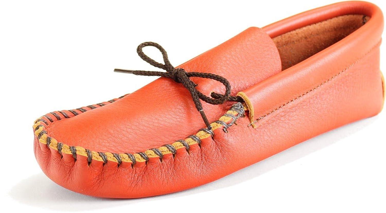 Men's Sinsinawa ''Orange'' Moccasin