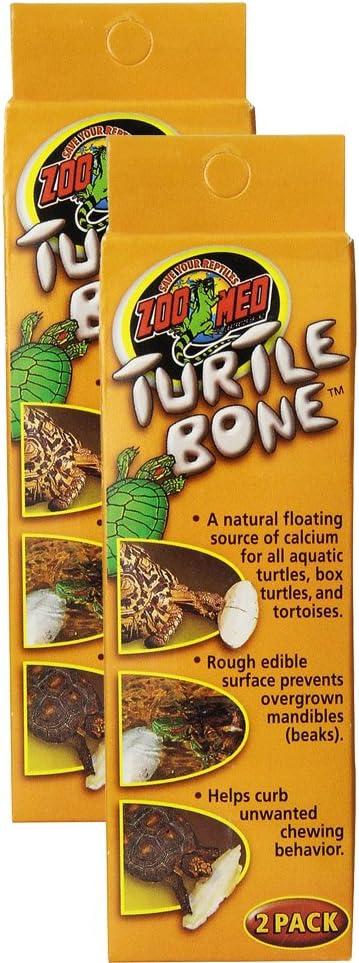 Zoo Med 4 Pack of Turtle Bones