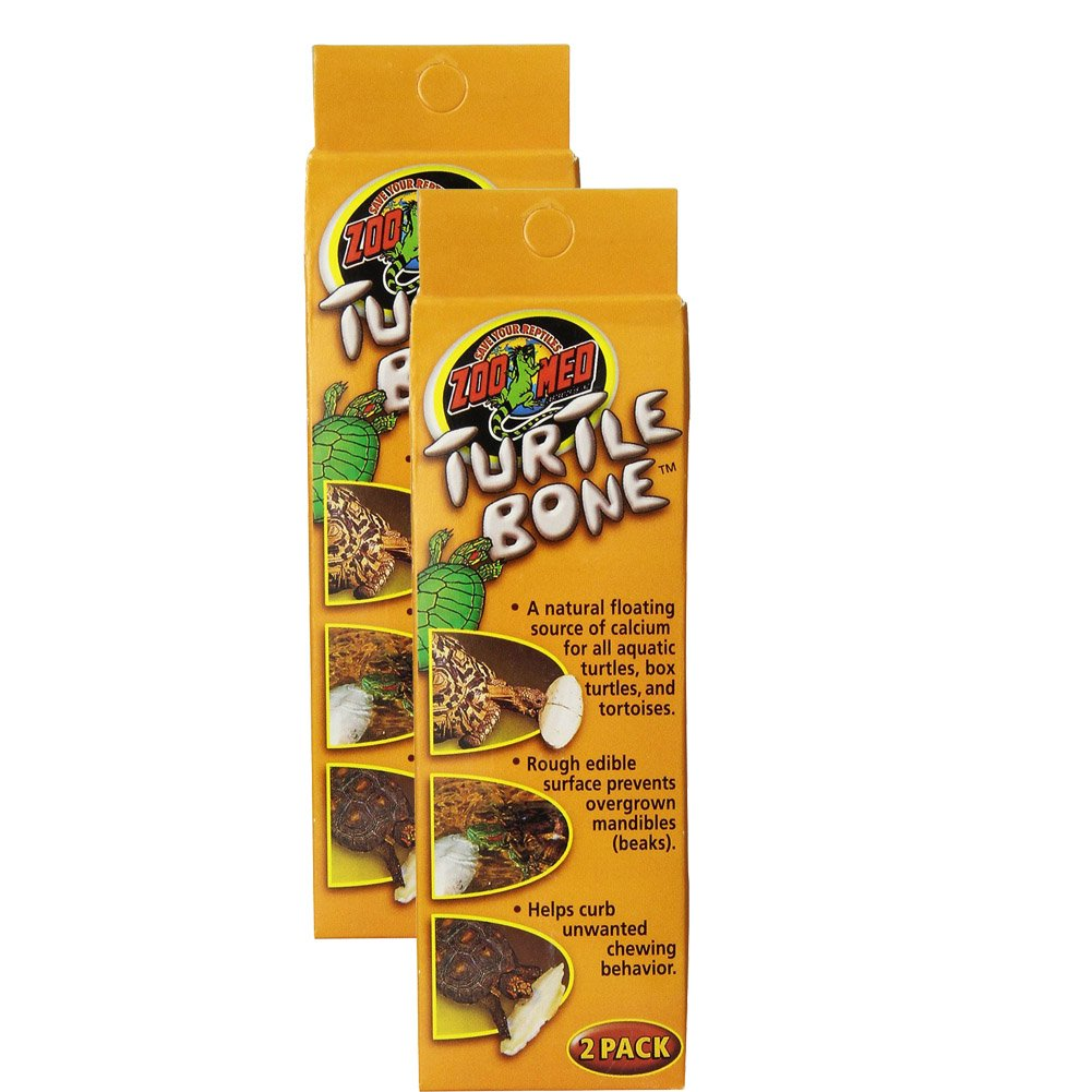 Zoo Med Laboratories SZMTB1 Turtle Bone, 4 Count 976084