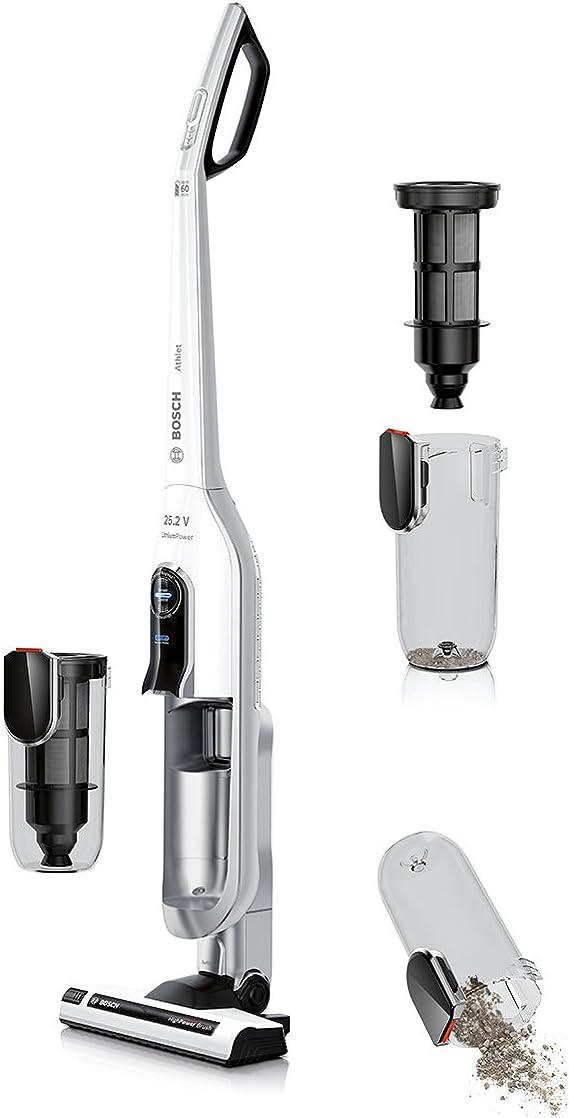 Bosch BCH6ATH25 Aspirador escoba, 18 V, sin bolsa, autonomía hasta ...
