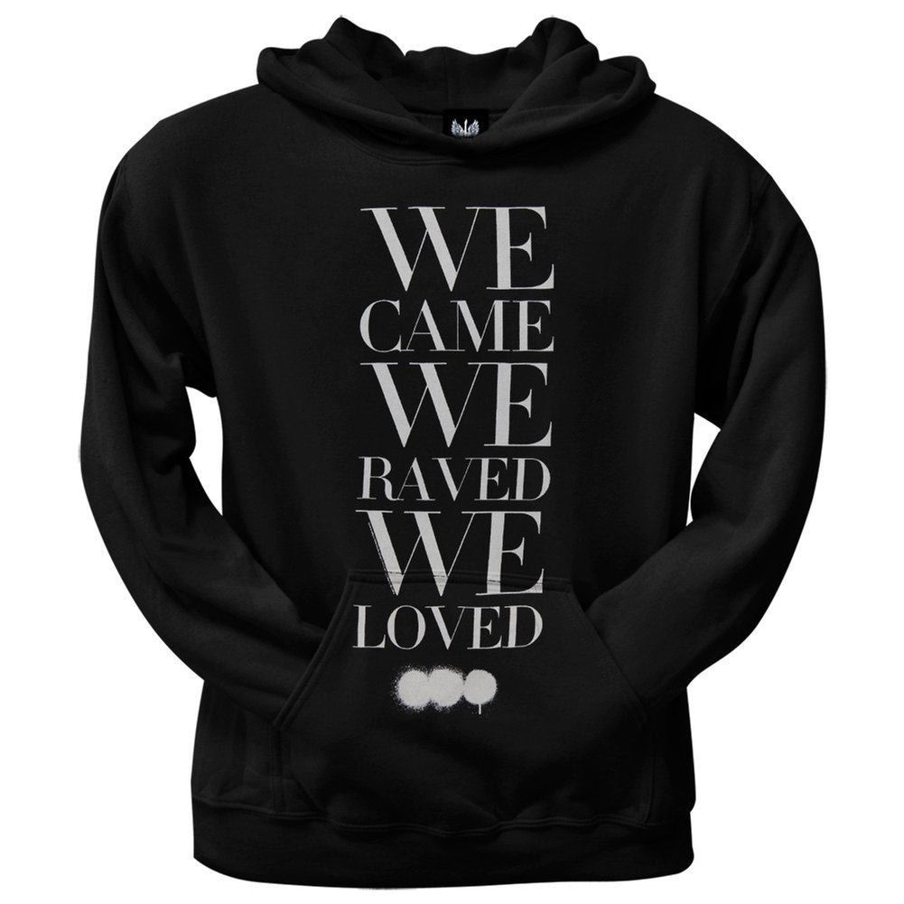 Swedish House Mafia – Wir Kam Wir SAH Wir Loved Pullover Hoodie