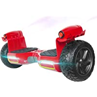 """M MEGAWHEELS Self-Balancing Electric Scooters, 8.5"""" mit 600W Motor, LED Lights,UL Certified"""