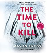 The Time to Kill af Mason Cross