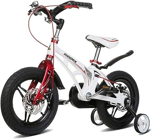 Axdwfd Infantiles Bicicletas Bicicleta para niños, 12/14/16 ...