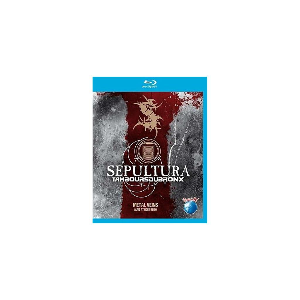 Sepultura: Alive At Rock In Rio [Francia] [Blu-ray]